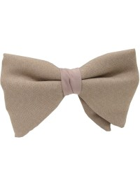 Vintage 1970's Neck Tie: 70s -no label- Mens taupe ...