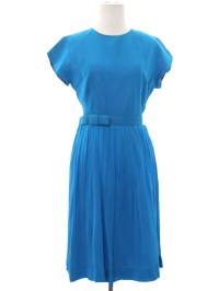 Bright Blue Cocktail Dress | www.imgkid.com - The Image ...