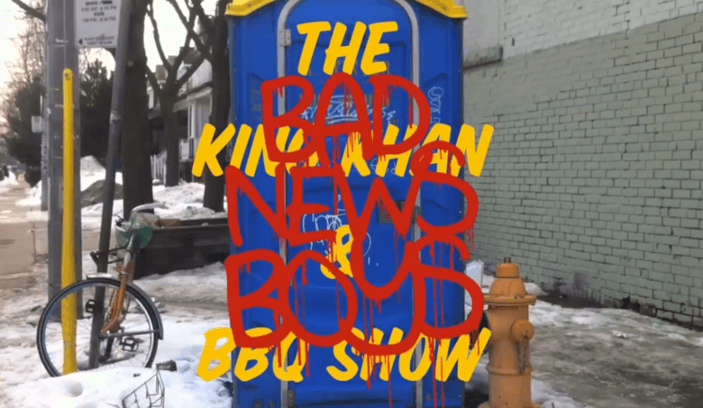 King Khan & BBQ Show se convierten en Bad New Boys