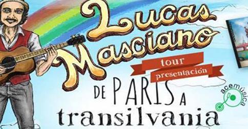 Lucas Masciano cierra gira en Razzmatazz 3 (Barcelona)