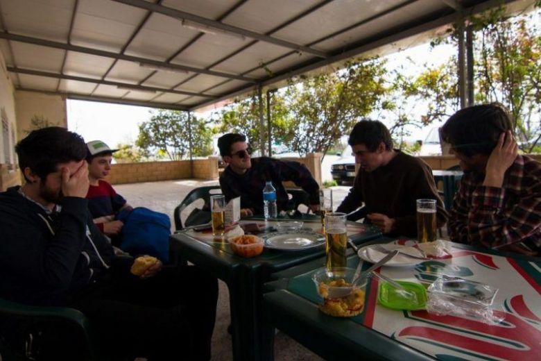 Diario de gira de Hurricäde y Please Wait