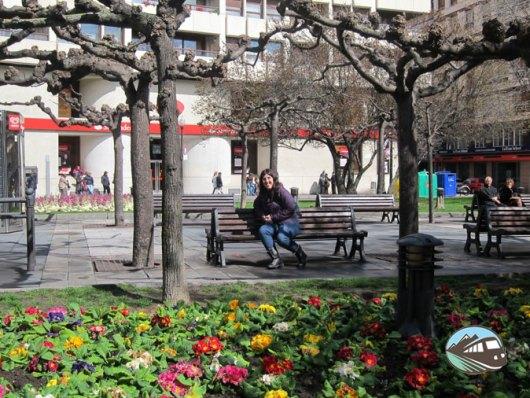 50 cosas que ver en gij n antes de morir rutas por espa a for Jardines de la reina gijon