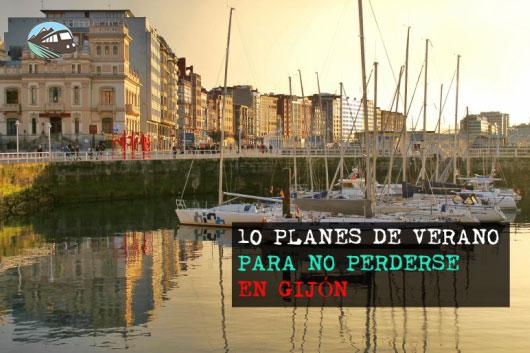 Planes de Verano en Gijón