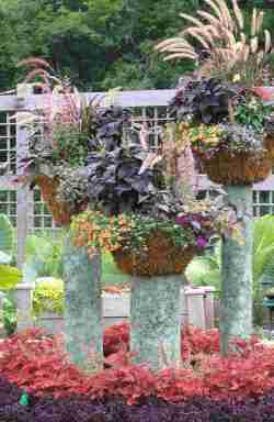Small Of Creative Garden Containers