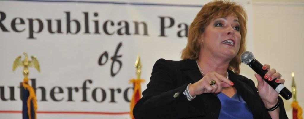 GOP Chairman Donna Barrett
