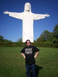 MY OWN PERSONAL JESUS – THE EUREKA SPRINGS EXPERIENCE