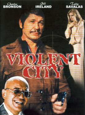 violent italian action police movie charles bronson telly sevalis