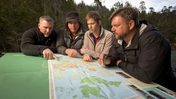 Finding Bigfoot review television