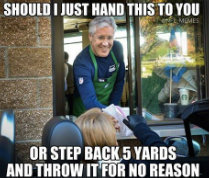 Pete Carroll Is Dumb: Interview With The Internet