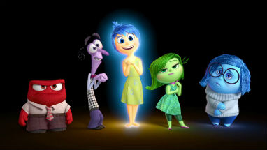 Inside Out 5 HumorsFeaturedThree