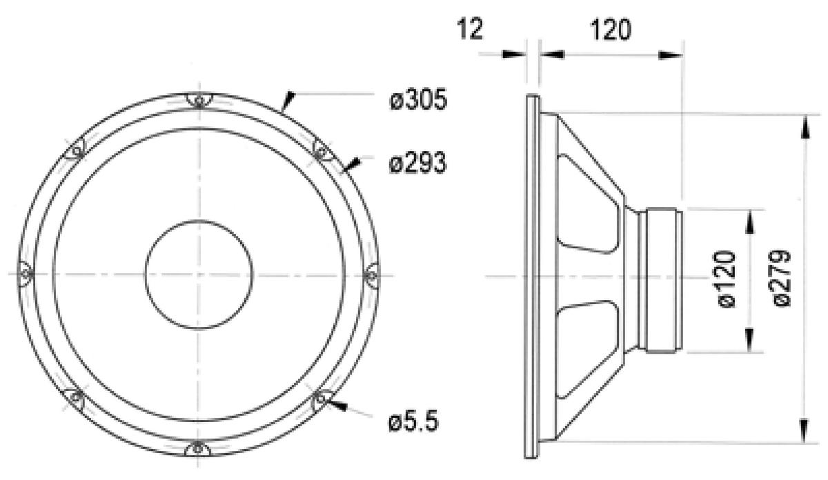 eminence speaker wiring diagram