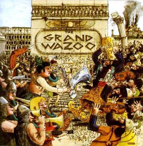 cover of Frank Zappa Grand Wazoo
