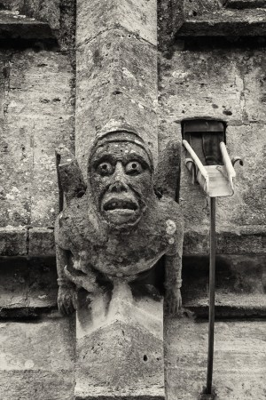 Grotesque, Winchcombe Church #2