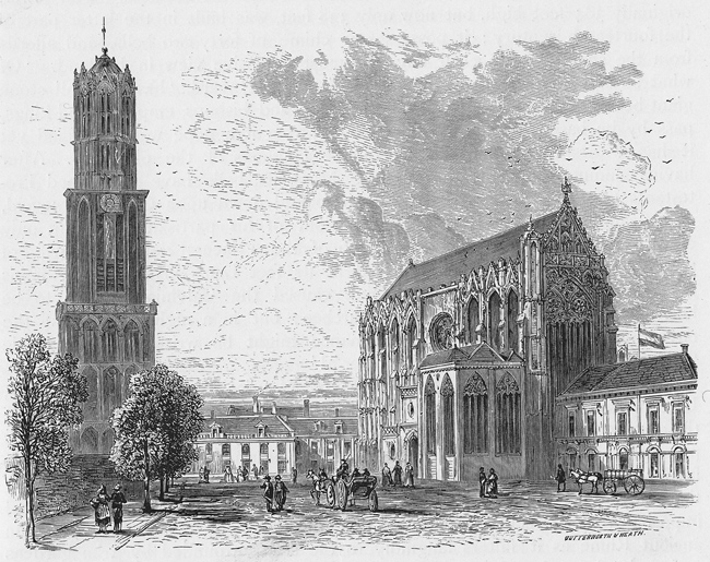 Utrecht Cathedral