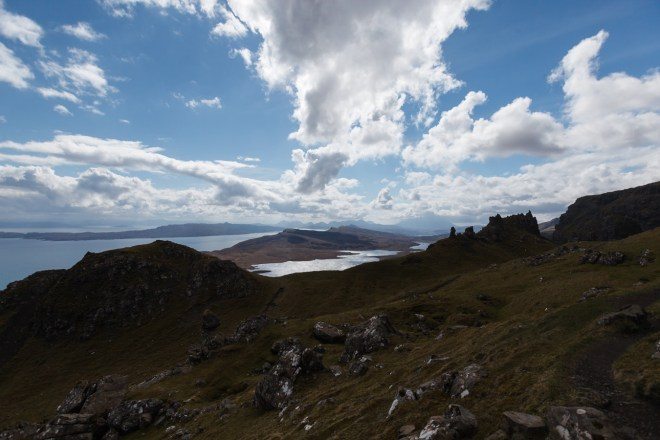 Loch Leathan And Raasay