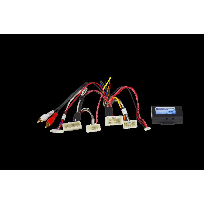 RP32-TY11 PAC (Pacific Accessory) Radio Wiring Harness Replacement