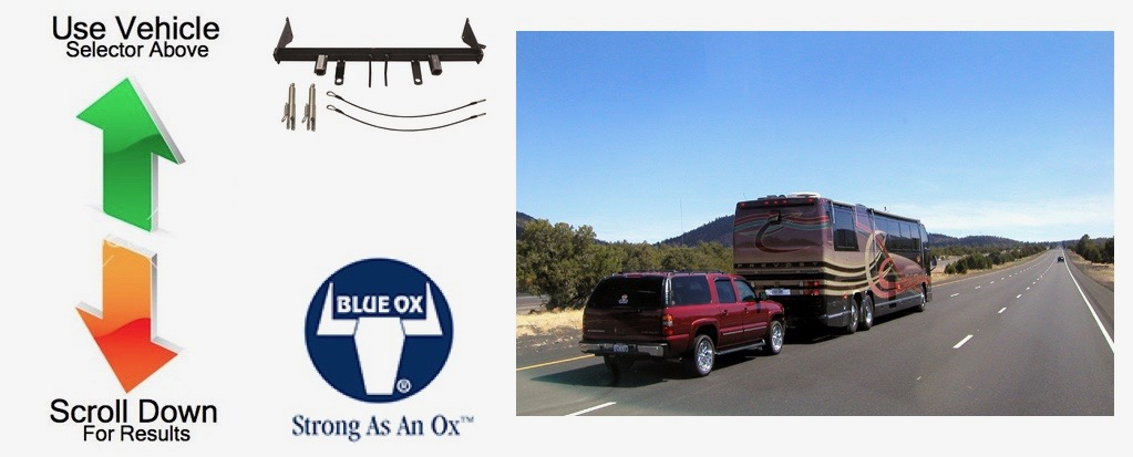 Blue Ox Tow Bar Base Plates, Parts,  Accessories Tow Bars