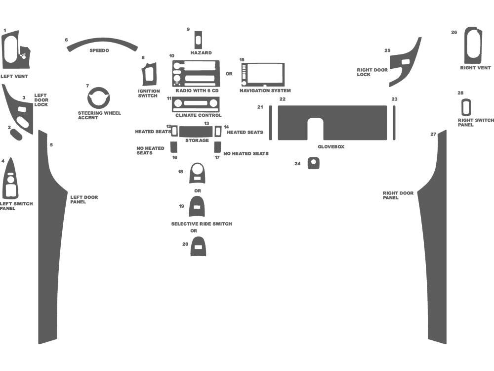 mono amp wiring kit
