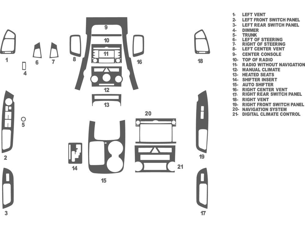 2011 kia sorento engine rebuild kit