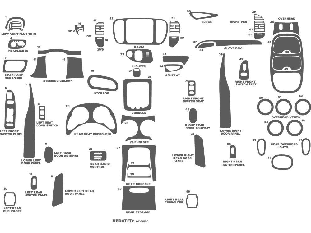 1992 oldsmobile 88 royale fuse box diagram