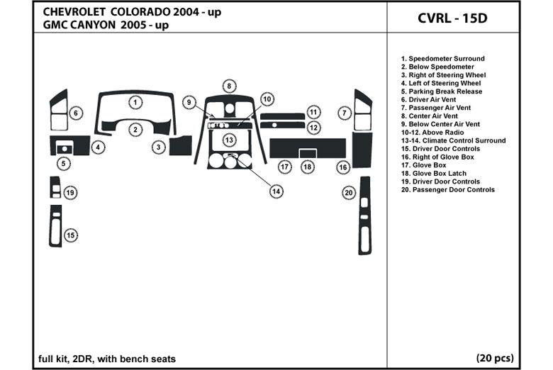 2005 gmc canyon diagram html