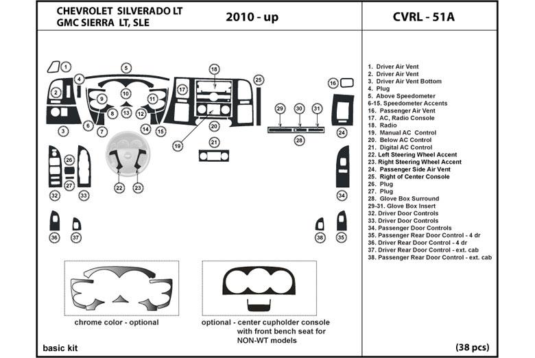 Silverado Dash Diagram - 8mrkmpaaublomboinfo \u2022
