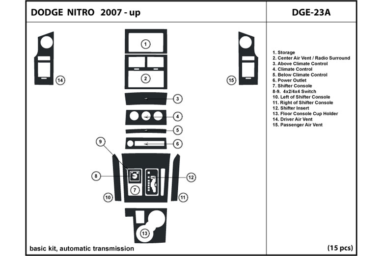 2007 Dodge Nitro Power Window Wiring Diagram - wiring diagrams image