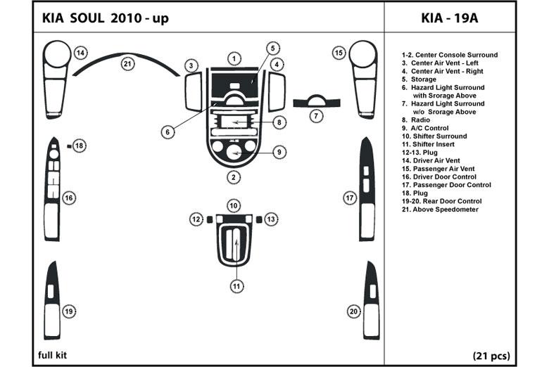 2011 kia soul wiring diagrams 2011kiasoul