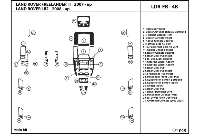 2008 toyota fj cruiser fuse box diagram toyota auto