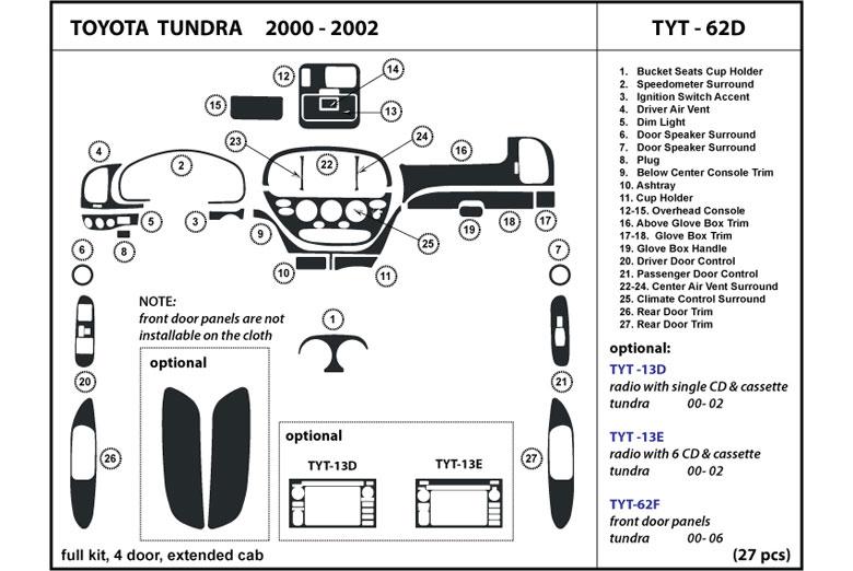 Tundra Dash Diagram Download Wiring Diagram