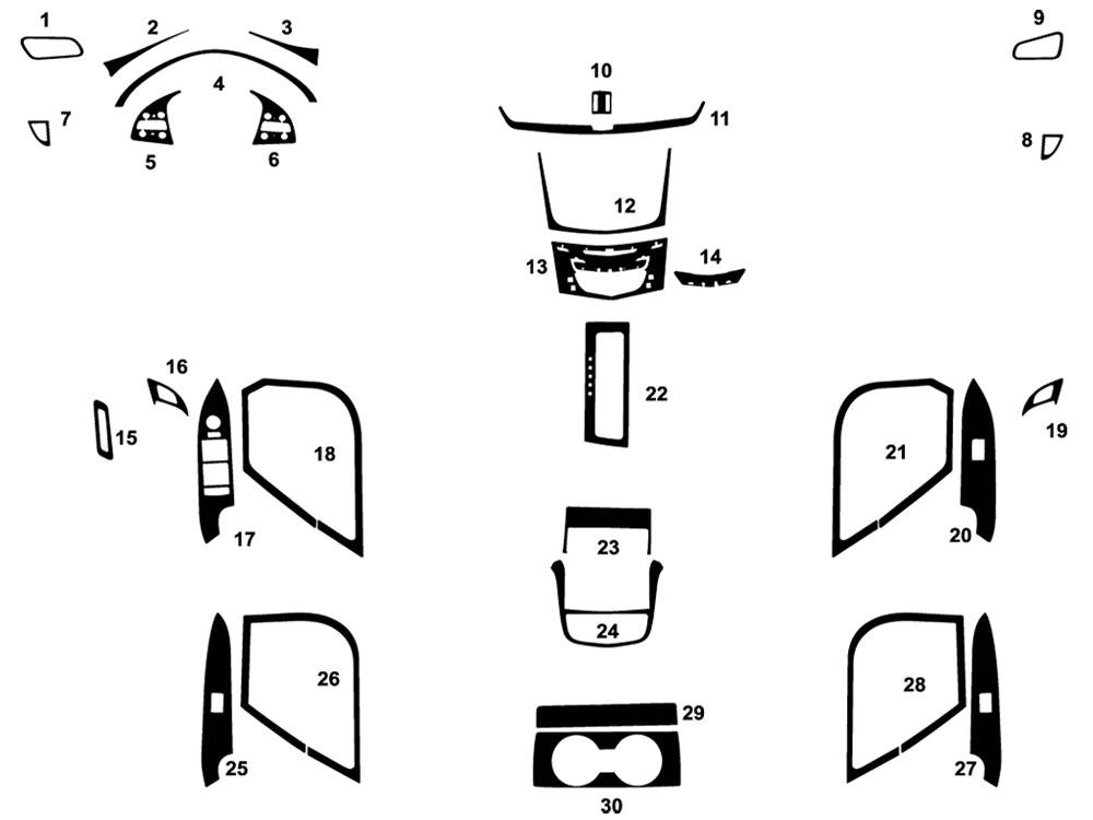 xts wiring diagram