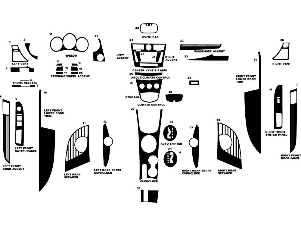 o4 grand prix fuse box diagram