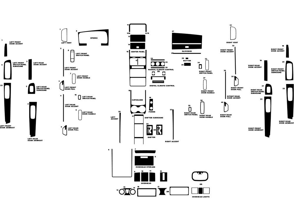 2007 chrysler sebring wiring harness diagrams