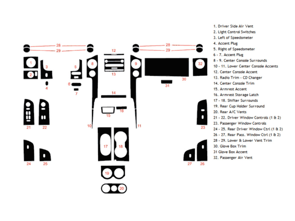 2004 ford f150 4x4 relay box and diagram html