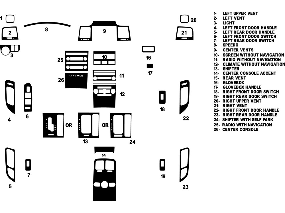 Lincoln Town Car Power Seat Wiring Diagram \u2013 Electrical Schematic