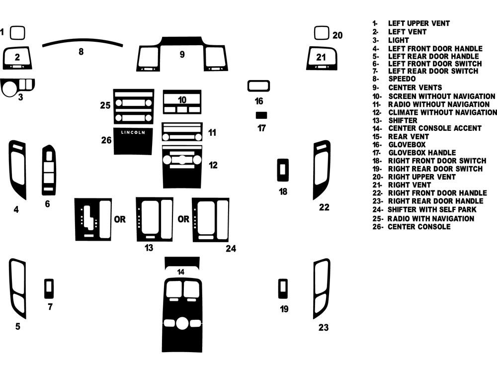 lincoln navigator seat wiring diagram