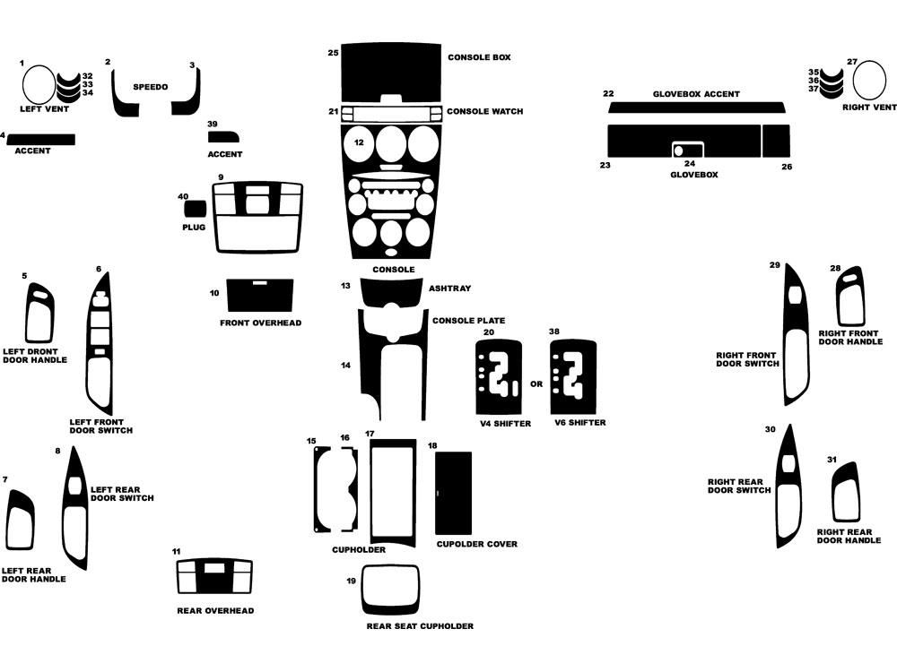 2003 mazda 6 keyless wiring diagrams