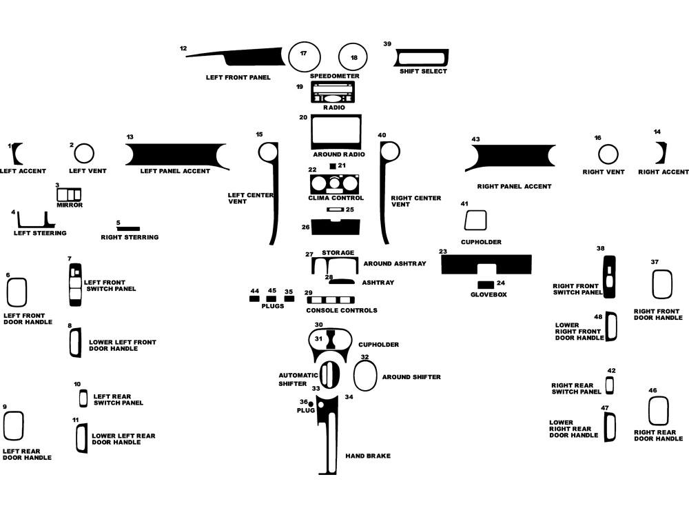 2006 scion xb wiring diagram parts