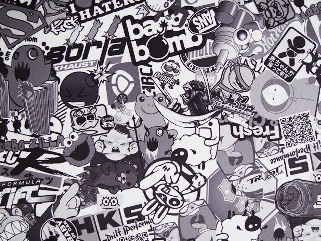 Aztec Print Wallpaper Hd Rwraps Gear Head Sticker Bomb Vinyl Wrap Car Wrap Film