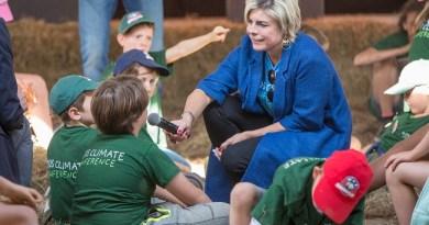 Kinderen inspireren bedrijfsleven en politiek met creatieve oplossingen voor energiebesparing