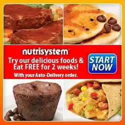 Nutrisystem, the End of Month Two