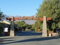 Furnace Creek Resort Ranch RV Park, Death Valley, CA ...