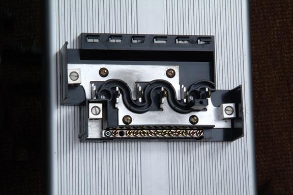 50, 30, 20 amp Direct Burial RV Pedestal Electrical Box - RV Park
