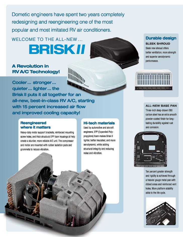 dometic brisk air wiring diagram