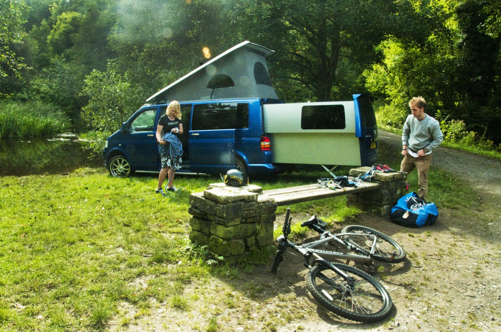 Vw T5 Camper Van Hire Uk