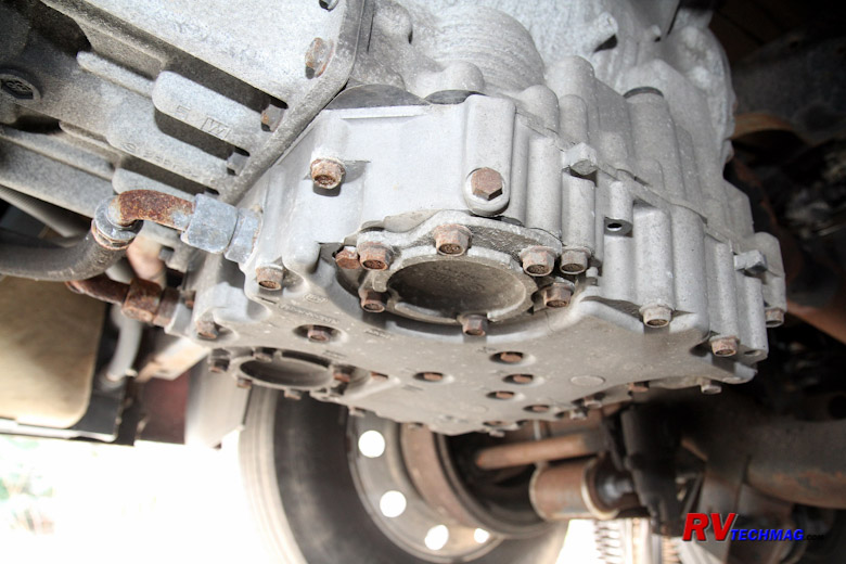 Diesel Motorhome Chassis Service