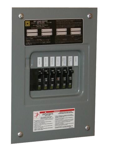 30 Amp Circuit Breaker Box car block wiring diagram