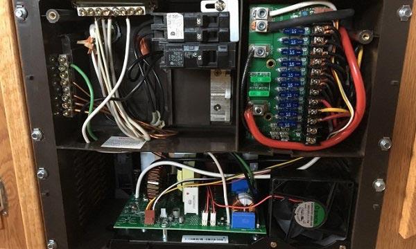 45 Amp Power Converter Wiring Diagram Online Wiring Diagram