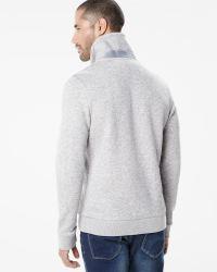 Pullover shawl collar sweater | RW&CO.