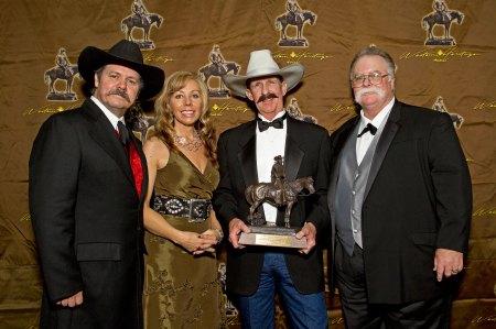 R.W. Hampton - 2011 Western Heritage Awards